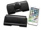 CITY BOSS 牛皮真皮 腰掛式手機皮套 Apple iPhone 13 12 11 Pro XS Max XR 腰掛式皮套 腰掛皮套 手機套 A02