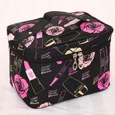 大號旅行大容量少女心化妝包社會女化妝箱便攜韓國簡約收納包收納 CY 酷男精品館