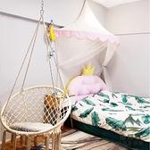 吊籃藤椅吊椅家用搖籃椅成人鞦韆室內吊蘭椅【步行者戶外生活館】