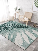 地墊 北歐滿鋪可愛簡約現代門墊客廳茶幾沙發地毯臥室床邊毯長方形地墊TW【快速出貨八折鉅惠】