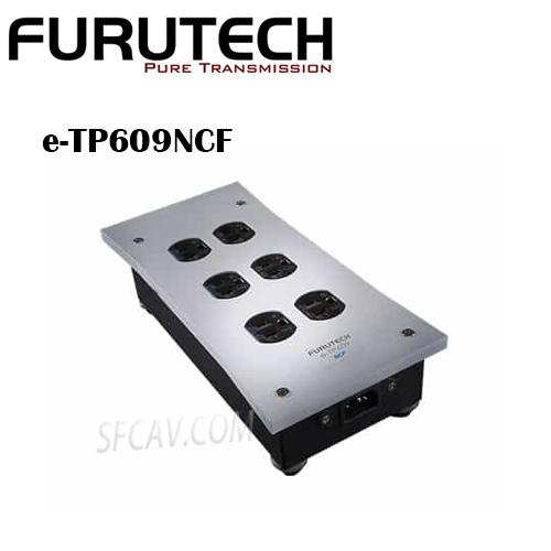 【竹北勝豐群音響】Furutech    e-TP609NCF  Power Distributor 電源排插