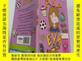 二手書博民逛書店ask罕見eva 問伊娃Y200392