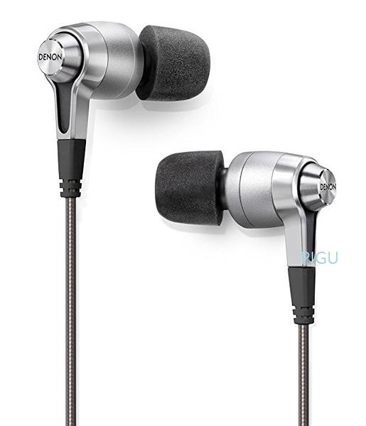 平廣 日本 天龍 DENON AH-C720 銀色 耳機 耳道式耳機 日本進口保固一年 Hi-res ( C710 新款
