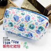 ☆小時候創意屋☆ 迪士尼 正版授權 史迪奇 大集合 TSUM TSUM 帆布 化妝包 筆袋 收納包 鉛筆盒