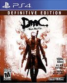 PS4 DMC Devil May Cry: Definitive Edition 惡魔獵人 決定版(美版代購)