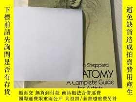 二手書博民逛書店anatomy罕見a complete guide for artistsY20850 joseph shep