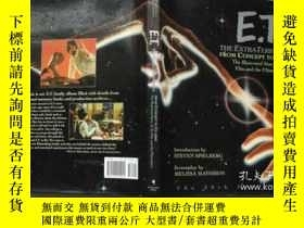 二手書博民逛書店ET:罕見The Extra-Terrestrial From