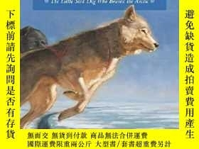 二手書博民逛書店Big-Enough罕見Anna: The Little Sled Dog Who Braved the Arct