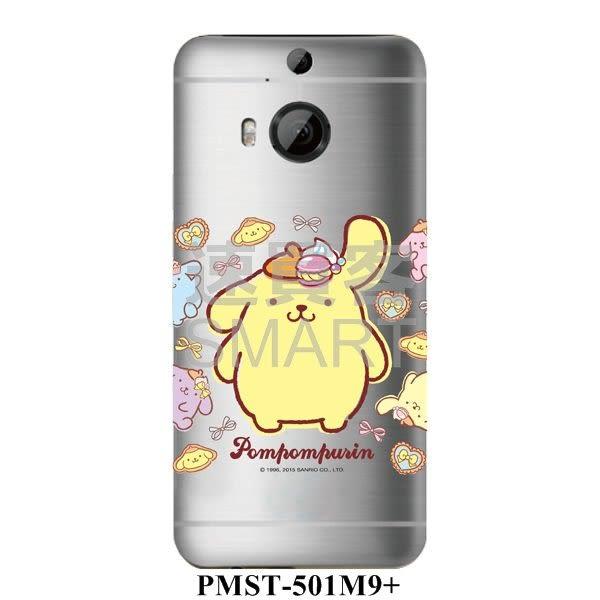 三麗鷗家族  授權卡通HTC One M9+ 快速包膜 第5代