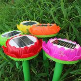 念佛機 戶外蓮花太陽能念佛機播經機播放阿彌陀佛大悲咒高清音質結緣防雨 芭蕾朵朵