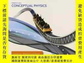 二手書博民逛書店Conceptual罕見Physics C2009 Lab Manual Se-概念物理C2009實驗室手冊Se奇