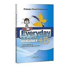 簡體書-十日到貨 R3Y【EVERYDAY MATH 4B(每日數學 4B)】 9787547829202 上海科學技術出版社...