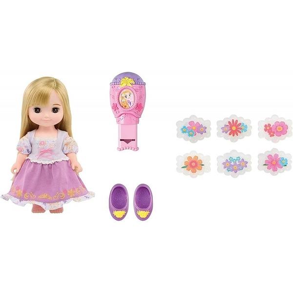 《 Disney 迪士尼 》迪士尼公主 - 小樂長髮公主神奇髮飾組 / JOYBUS玩具百貨