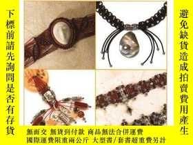 二手書博民逛書店Beaded罕見Macrame JewelryY256260 Bead & Button Ed