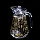 大悲咒杯水知道佛系水杯大悲咒水晶杯大容量水壺六字真言養生耐熱玻璃  【全館免運】