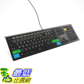 [8美國直購] Flight Simulator X Keyboard Incredible Flight Controller Keyboard Backlit Simulation Keyboard V2 B01G5G7RY4