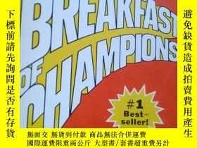 二手書博民逛書店Breakfast罕見of Champions:A Novel