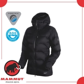 【MAMMUT 瑞士 AC Xeron IN H Jkt 女《黑》】1013-00710/羽絨外套/保暖/厚外套/賞雪