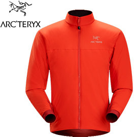 丹大戶外【Arc'teryx】始祖鳥 Atom LT 男化纖抗風保暖外套 5013310859T 魚卵橘 7折 夾克│大衣