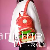 新款雙肩包日系小軟妹背包結實可愛嬰兒小學生兒童小書包 衣涵閣