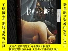 二手書博民逛書店THE罕見INTERSECTION OF LAW AND DES