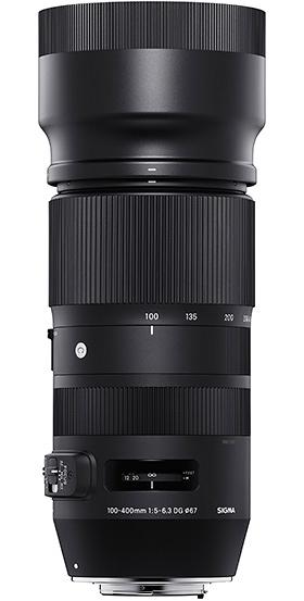 Sigma 100-400mm F5-6.3 DG OS HSM Contemporary [C]  超遠攝 bazooka火箭砲【恆伸公司貨】