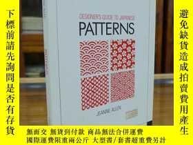 二手書博民逛書店Designer s罕見Guide to Japanese Pa