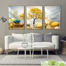 【三幅掛畫】裝飾畫沙發背景墻壁畫墻畫瓷畫...