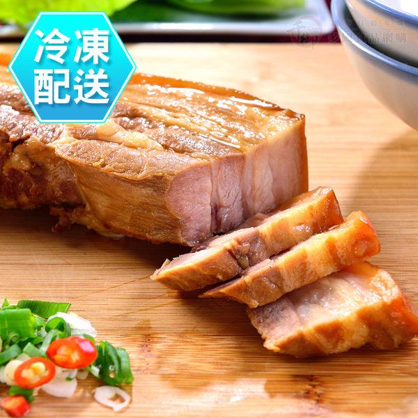 千御國際 蔗香三層肉450g 冷凍配送 [TW41103] 蔗雞王(使用台灣溫體豬肉)