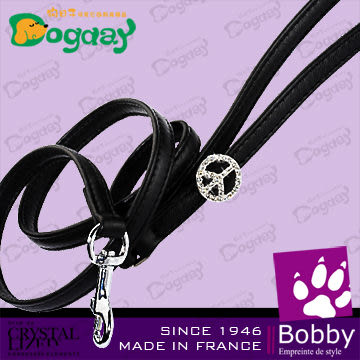 狗日子《Bobby》愛與和平水晶拉繩