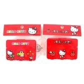 三麗鷗凱蒂貓 Hello Kitty 四格置物盒 藥盒