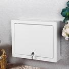 簡單日子簡約路由器收納盒集線箱遮擋支架壁...