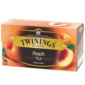 唐寧茶 Twinings 香甜蜜桃茶 2gx25入 茶包 (購潮8)
