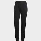 Adidas Essentials 女款黑色運動長褲-NO.DP2398