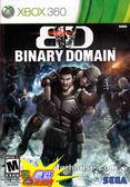 [玉山最低比價網] XBOX360 二元領域 Binary Domain (亞版)送隨身碟