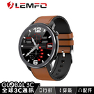 LEMFO LEM12 安卓手錶手機 1.6吋螢幕 臉部解鎖 4G通話上網 3+32GB IP67 防水