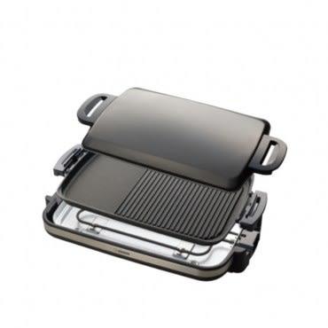 【象印ZOJIRUSH】分離式鐵板燒烤組 EA-DNF10