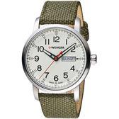 瑞士WENGER Attitude 態度系列簡單生活時尚腕錶    01.1541.110
