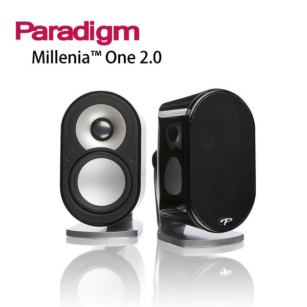 【竹北勝豐群音響】Paradigm Millenia One 2.0 劇院組合