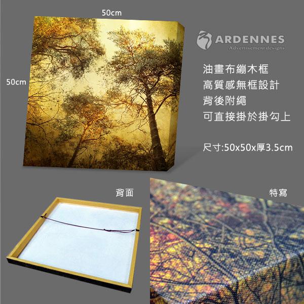 【ARDENNES】無框畫 高質感油畫布無框畫 /  裝飾 掛畫 繪畫 藝術 A012