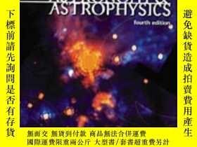 二手書博民逛書店Introductory罕見Astronomy And Astrophysics (saunders Golden