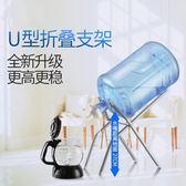 桶裝水家用小型倒置便攜抽水器迷你水嘴