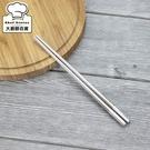 羅亞諾316不鏽鋼筷子兒童筷19cm兒童餐具-大廚師百貨