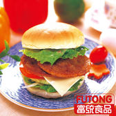 【富統食品】豬肉漢堡排20片(每片40g)《07/19-08/05特價135》