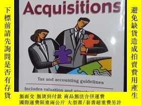 二手書博民逛書店Mergers罕見& Acquisitions(詳見圖)Y658