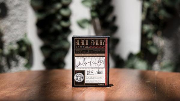 Black Friday Deck 撲克牌 黑色星期五