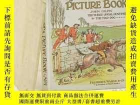 二手書博民逛書店凱迪克的圖畫書No.1罕見R. CALDECOTT S PICTURE BOOK No. 1 illustrate