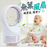 【NG特惠商品】無葉風扇 創意迷你辦公室桌面USB小風扇-JOYBABY