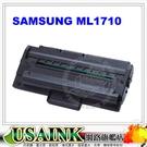 促銷~USAINK~SAMSUNG(三星) ML-1710/ML1710/ML-1710D3 相容碳粉匣 2支   ML-10D3/1510/1520/1740/1750/171P