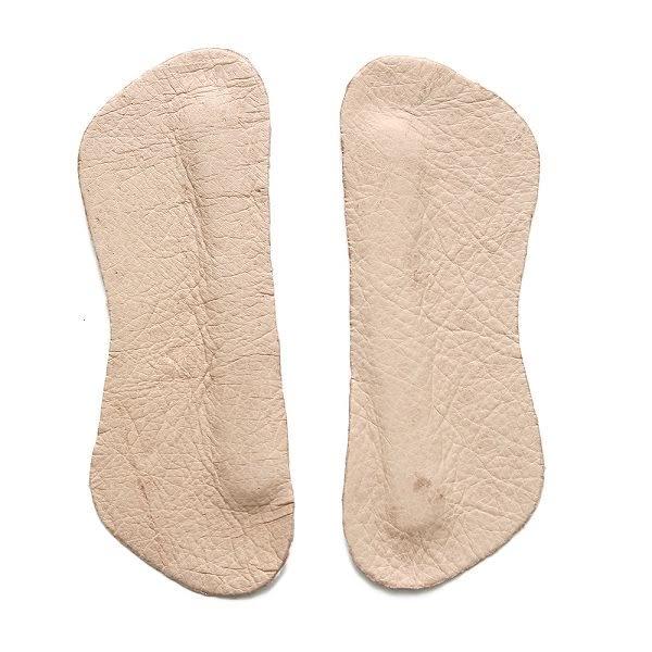 鞋全家福 真皮護跟後跟貼 膚